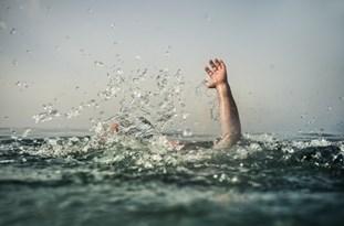 جوان غرقشده در چادگان نجات یافت