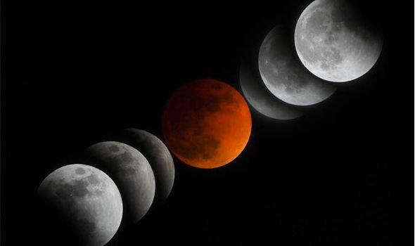 ماه گرفتگی 5 مرداد 97 / طولانی ترین ماه گرفتگی قرن در راه است