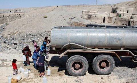 آبرسانی سیار روزانه ۴ میلیون لیتر در نجف آباد