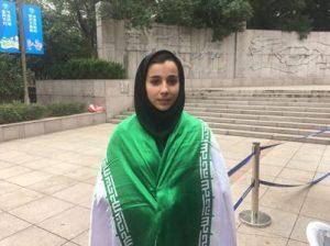 در نخستین حضورم در رقابتهای کشوری رکورد ایران را جابجا کردم