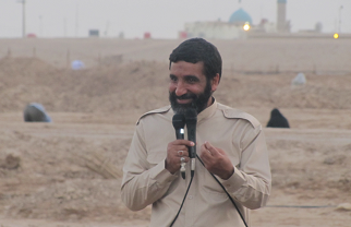روایتگری حاج حسین یکتا از شهید حججی