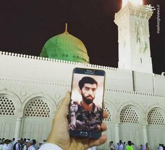 «شهید محسن حججی» یک مسجدی است