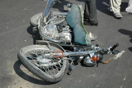 موتورسیکلت سواران عامل 85 درصد تصادف در نجف آباد هستند