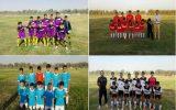 اعلام نتایج مسابقات فوتبال لیگ نونهالان و نوجوانان نجف آباد
