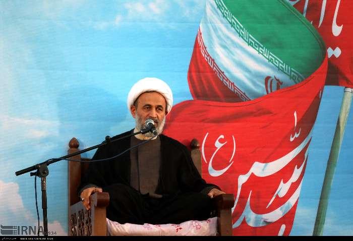 حجت الاسلام پناهیان: افرادی همانند شهید حججی که برای امنیت خون داد باید کشور را اداره کنند + تصاویر
