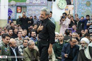 گرامیداشت سالگرد شهید حججی در سرزمین وحی + فیلم