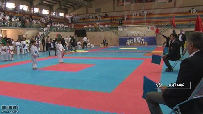 مسابقات کاراته قهرمانی کشور سبک شوتوکان