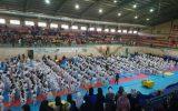مسابقات کاراته بانوان سبک شوتوکان در نجف آباد آغاز شد
