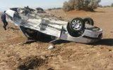 کشته شدن دو راننده