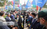 افتتاحیه راهیان نور از کنار مزار شهید حججی + تصاویر و فیلم