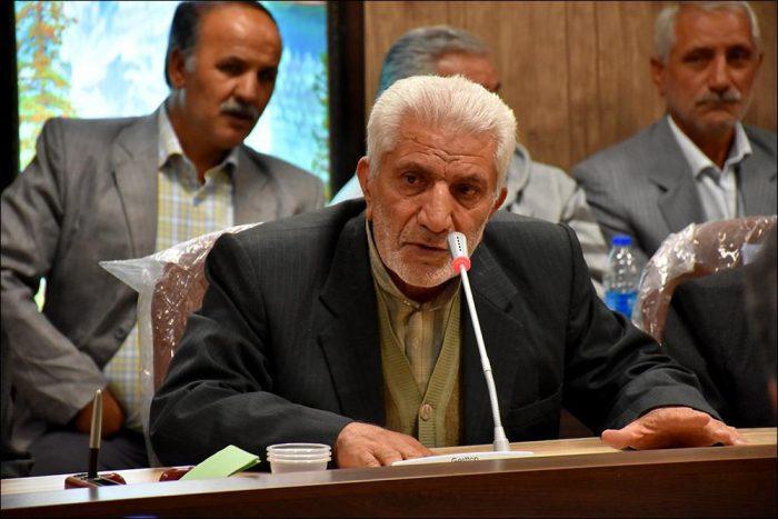 شهردار نجف آباد در جمع معتمدان شهر