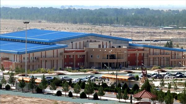 برگزاری اردوی آمادگی تیم والیبال دانشجویان دانشگاه آزاد اسلامی