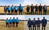 برگزاری مسابقات فوتبال لیگ بزرگسالان شهرستان نجف آباد + نتایج مسابقات