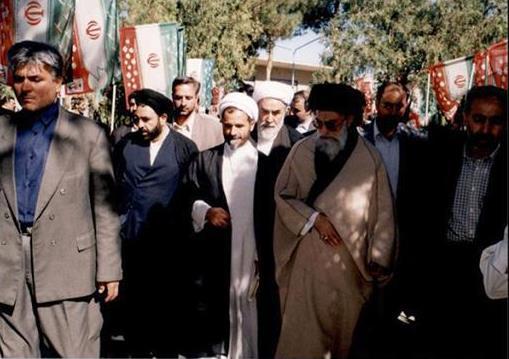 سالروز سفر مقام معظم رهبری به نجف آباد