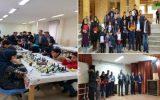 برگزاری هفتمین دوره مسابقات شطرنج اپن نجف آباد (استاندارد و ریتد)
