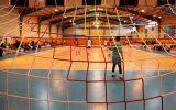 ۴ تیم نهایی مسابقات فوتسال دسته دو دانشگاه آزاد اسلامی مشخص شدند