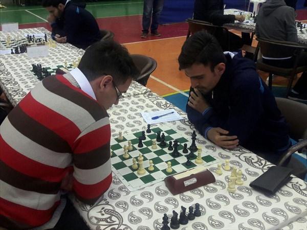 مسابقات قهرمانی شطرنج دانشجویان دانشگاه آزاد اسلامی