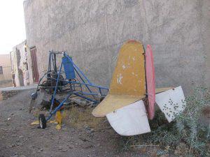 از ساخت هواپیما تا مرغداری در نجف آباد