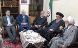در جلسه نمایندگان با امام جمعه اصفهان مطرح شد؛ ستاد احیا زاینده رود تشکیل شود