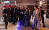 رئیس دانشگاه آزاد اسلامی از نمایشگاه فن بازار بازدید کرد