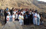 پیاده روی خانوادگی رزمی کاران نجف آباد