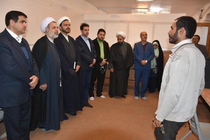 گردهمایی کانون های شهرستان نجف آباد برگزار شد
