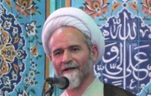 امام جمعه نجف آباد : مسئولان باید خالص و امانتدار باشند و دل به دشمن نبندند
