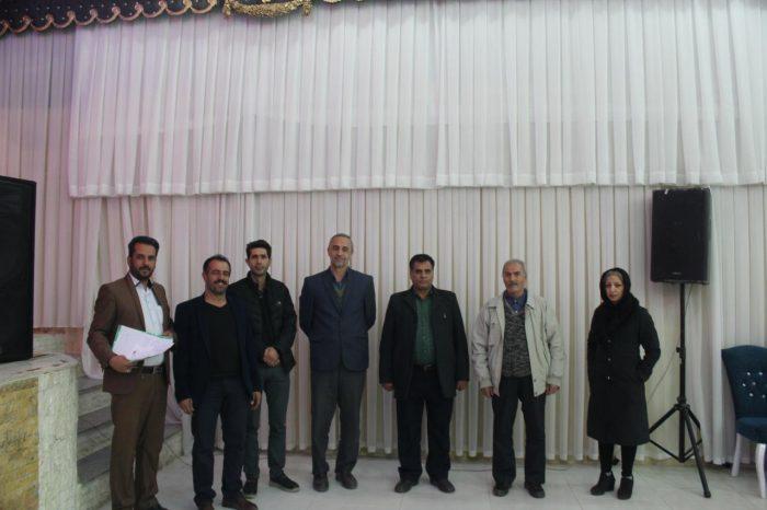 اولین گردهمایی کسبه و اصناف ویلاشهر