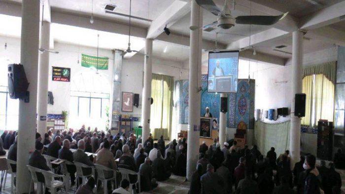 تصاویر نماز جمعه این هفته ویلاشهر