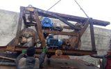 توقیف دستگاههای حفاری غیرمجاز در نجف آباد + تصاویر