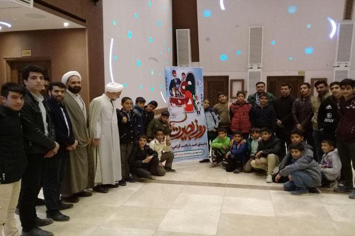 حضور رزمی کاران هیأت ورزشهای رزمی نجف آباد و بسیج ورزشکاران در ویژه برنامه حماسه 9 دی