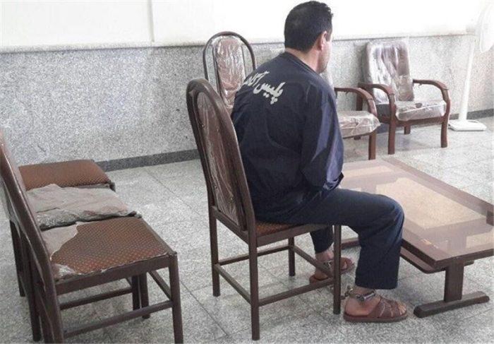 قاتل فراری بعد از 40 سال در نجفآباد دستگیر شد